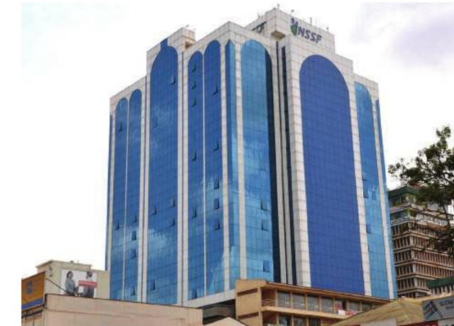 NSSF-building