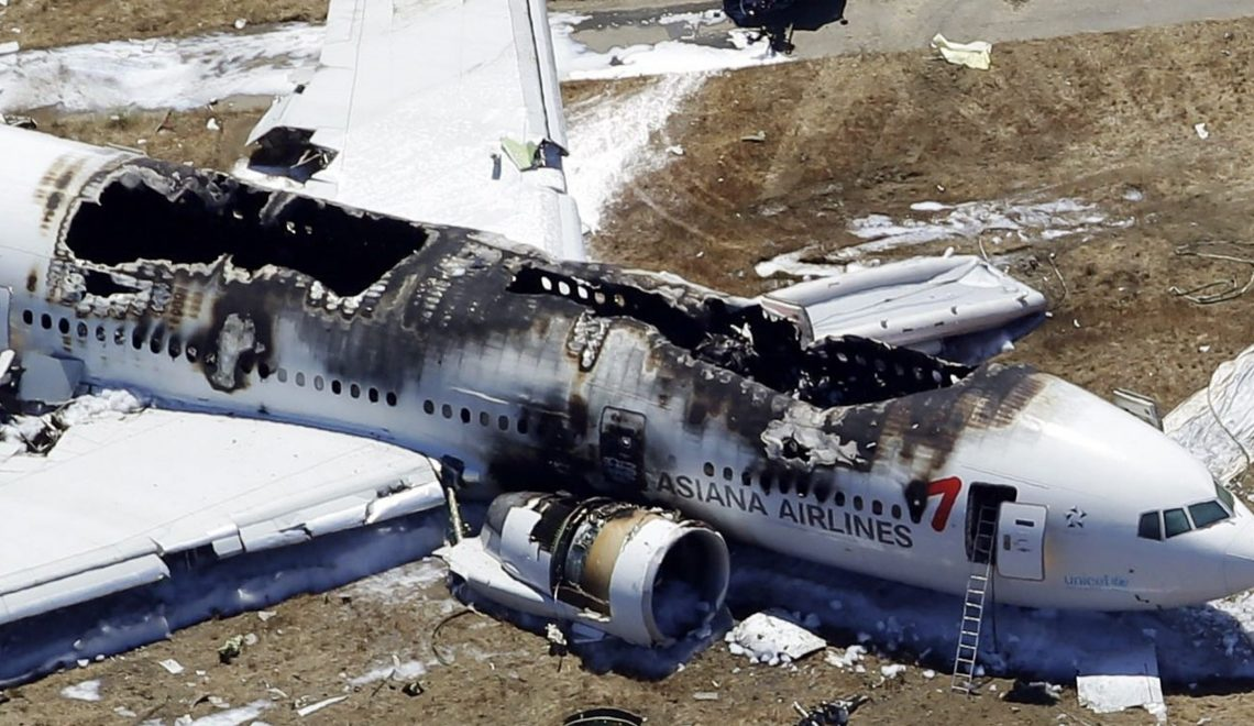 ASIANA CRASH
