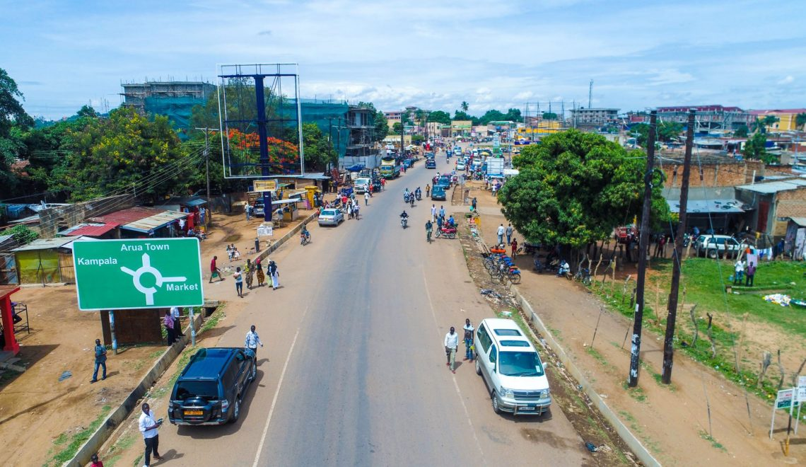 On Uganda's new 'metropolises': When rural towns become cities